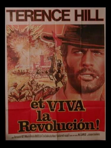 Affiche du film ET VIVA LA REVOLUTION - ET VIVA LA REVOLUCION