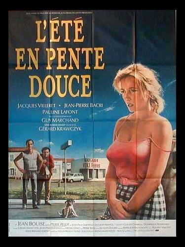 Affiche du film ETE EN PENTE DOUCE (L')