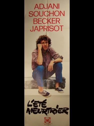 Affiche du film ÉTÉ MEURTRIER (L')