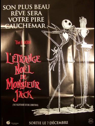 Affiche du film ETRANGE NOEL DE MONSIEUR JACK (L') -TEASER-