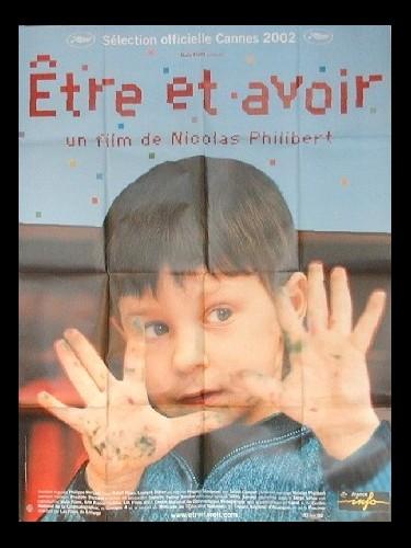 Affiche du film ETRE ET AVOIR