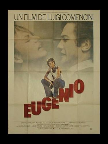 Affiche du film EUGENIO - VOLTATI EUGENIO