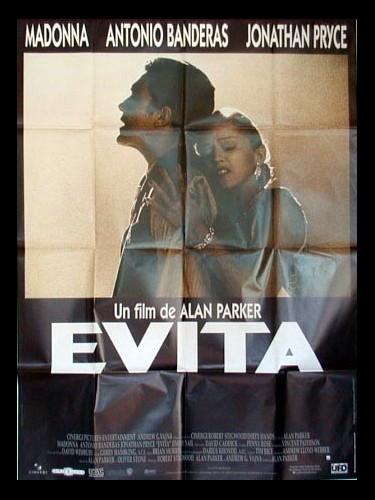 Affiche du film EVITA