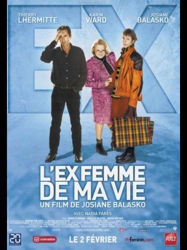 Affiche du film EX FEMME DE MA VIE ('L)