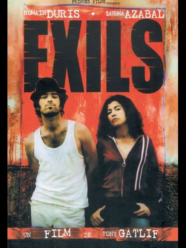 Affiche du film EXILS