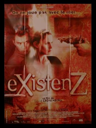 Affiche du film EXISTENZ