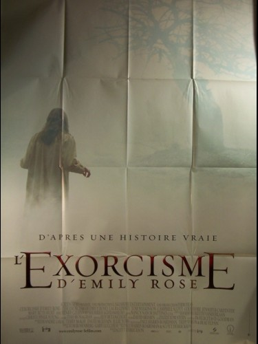 Affiche du film EXORCISME D'EMILY ROSE (L') - THE EXORCISM OF EMILY ROSE