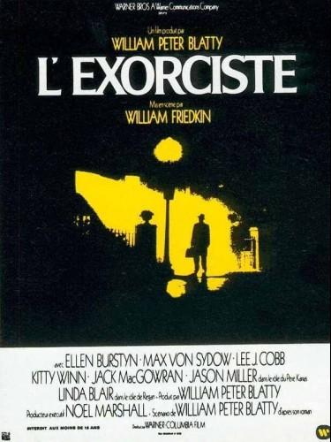 Affiche du film EXORCISTE (L')