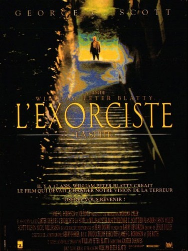 Affiche du film EXORCISTE 3 (L')
