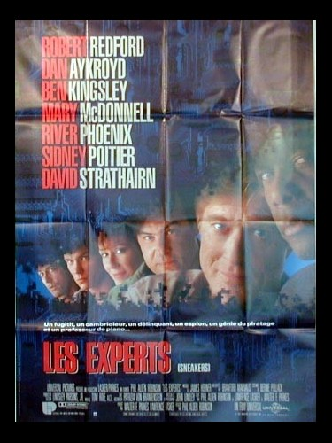 Affiche du film EXPERTS (LES) - SNEAKERS