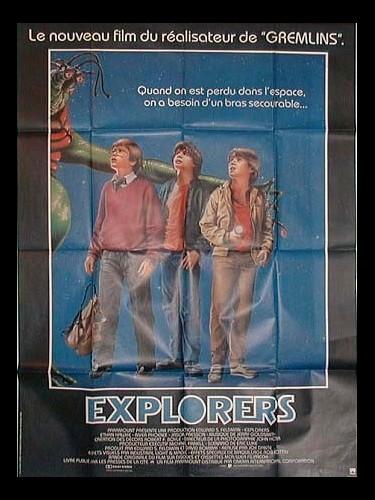 Affiche du film EXPLORERS