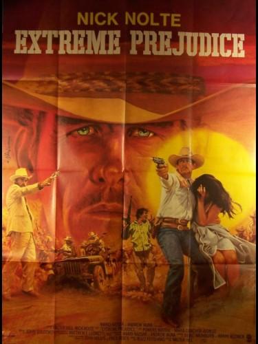 Affiche du film EXTREME PREJUDICE