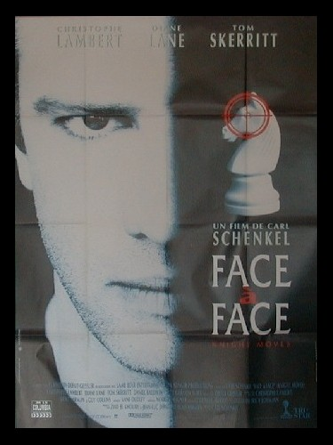 Affiche du film FACE A FACE - KNIGHT MOVES