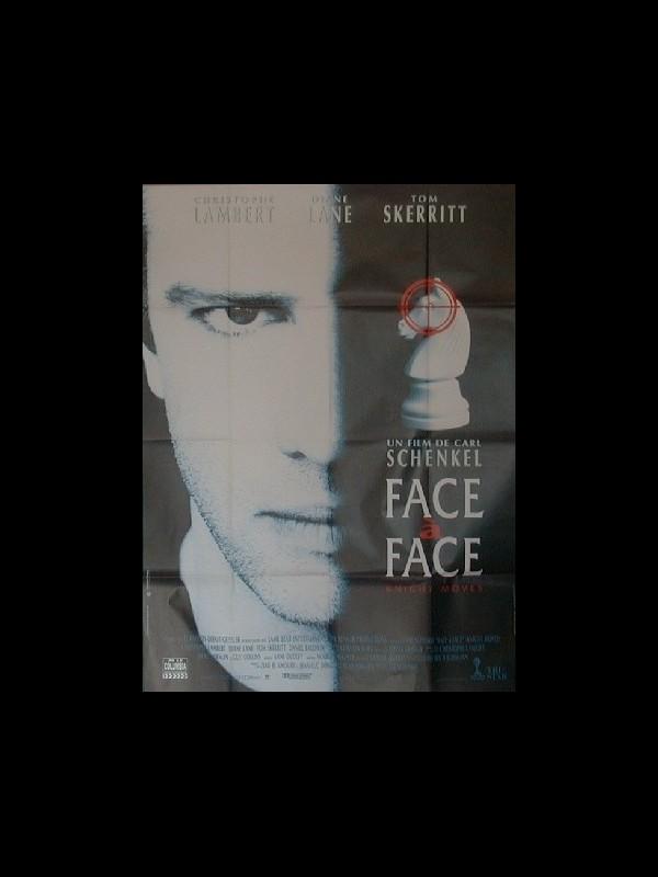 Affiche du film FACE A FACE - KNIGHT MOVES