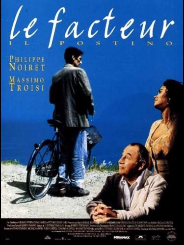 Affiche du film FACTEUR (LE) - IL POSTINO