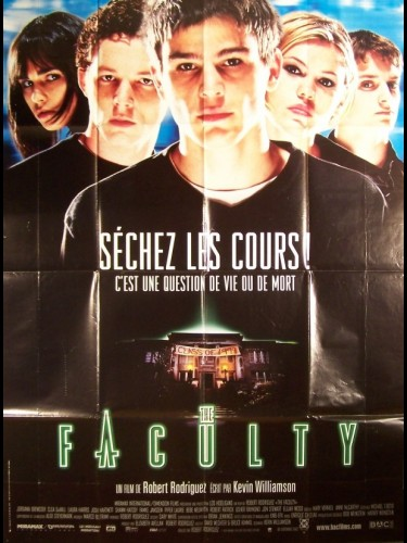 Affiche du film FACULTY (THE)