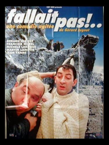 Affiche du film FALLAIT PAS