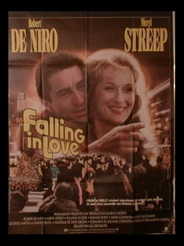 Affiche du film FALLING IN LOVE
