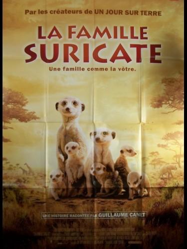 Affiche du film FAMILLE SURICATE (LA)
