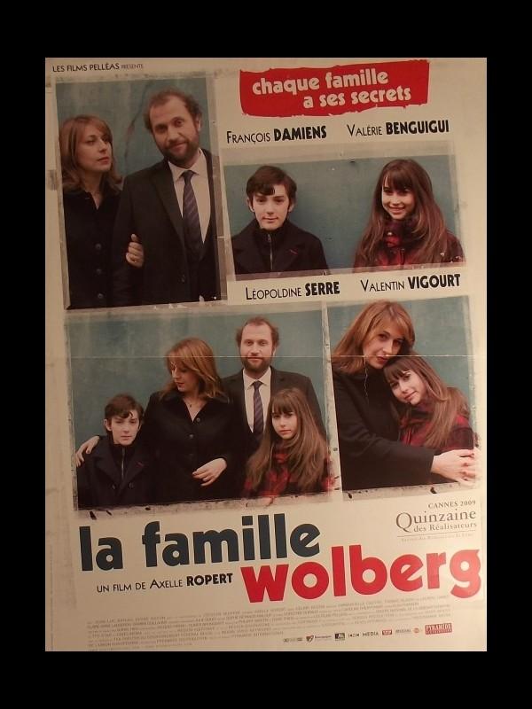 Affiche du film FAMILLE WOLBERG (LA)