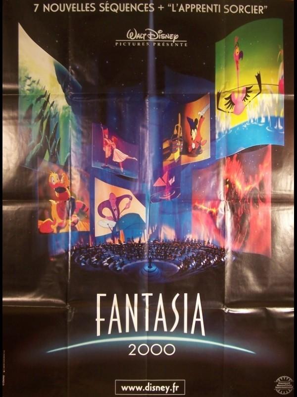 Affiche du film FANTASIA 2000