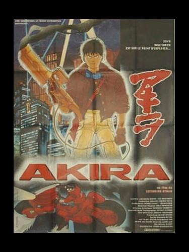 Affiche du film AKIRA - AKIRA