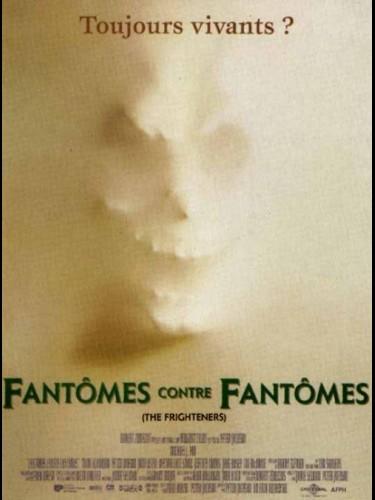 Affiche du film FANTOMES CONTRE FANTOMES