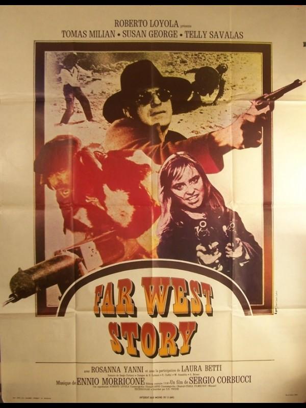 Affiche du film FAR WEST STORY