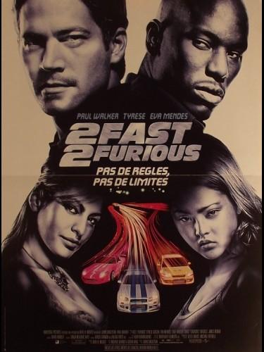 Affiche du film FAST ANS FURIOUS 2