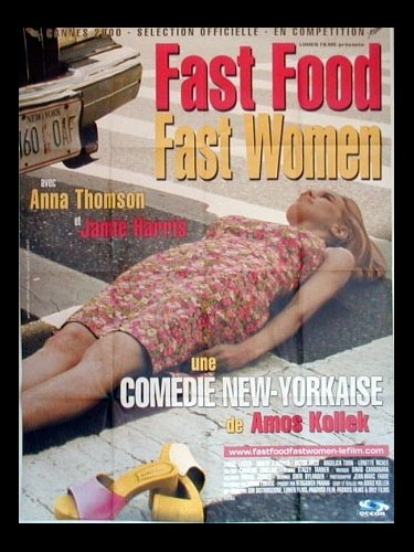 Affiche du film FAST FOOD FAST WOMEN