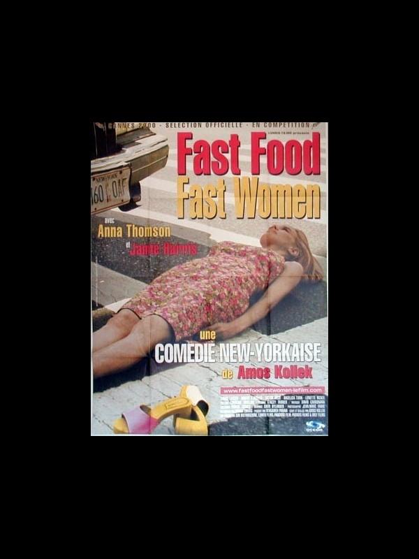 Affiche du film FAST FOOD FAST WOMEN