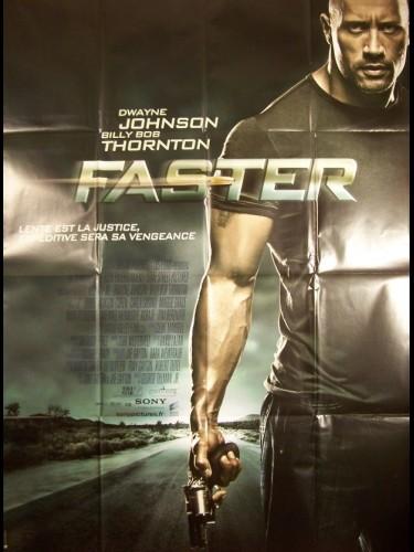 Affiche du film FASTER
