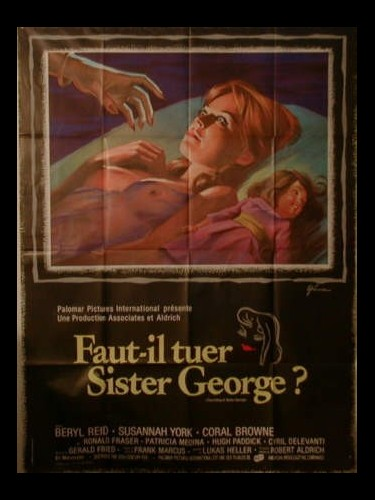 FAUT IL TUER SISTER GEORGE ? - THE KILLING OF SISTER
