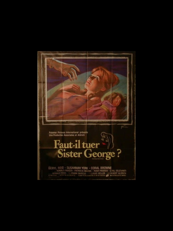 Affiche du film FAUT IL TUER SISTER GEORGE ? - THE KILLING OF SISTER