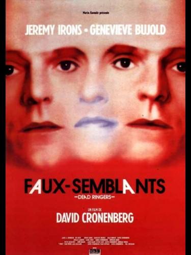 Affiche du film FAUX-SEMBLANTS - DEAD RINGERS