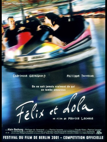 Affiche du film FELIX ET LOLA