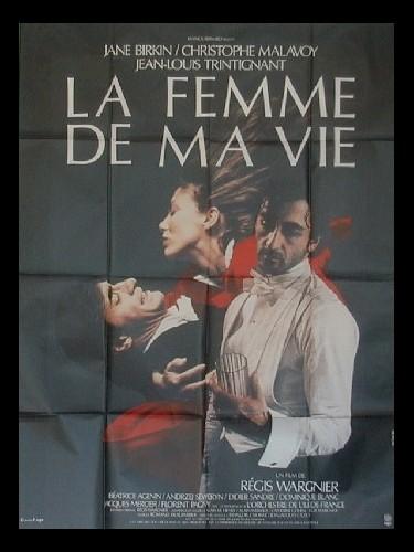 Affiche du film FEMME DE MA VIE (LA)