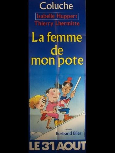 Affiche du film FEMME DE MON POTE (LA)