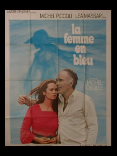 Affiche du film FEMME EN BLEU (LA)