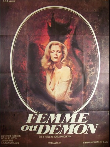 Affiche du film FEMME OU DEMON - THROUGH THE LOOKING GLASS