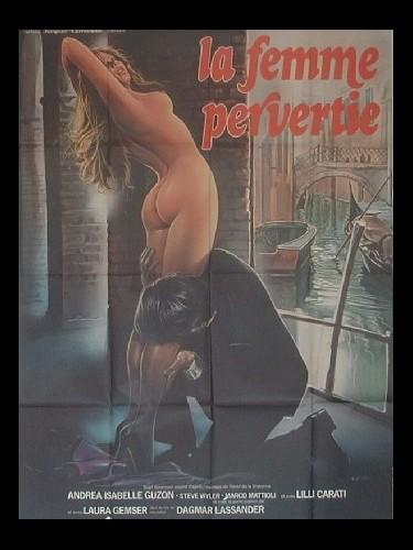 Affiche du film FEMME PERVERTIE (LA)
