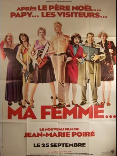 Affiche du film FEMME S'APPELLE MAURICE (MA)