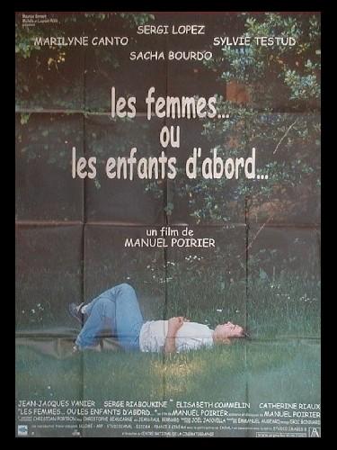 Affiche du film FEMMES…OU LES ENFANTS D'ABORD (LES)