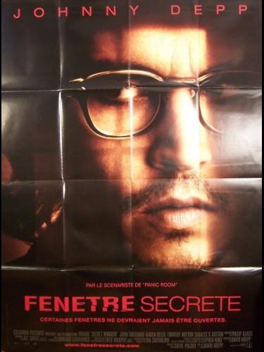 Affiche du film FENETRE SECRETE