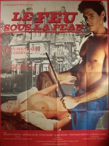 Affiche du film FEU SOUS LA PEAU (LE)