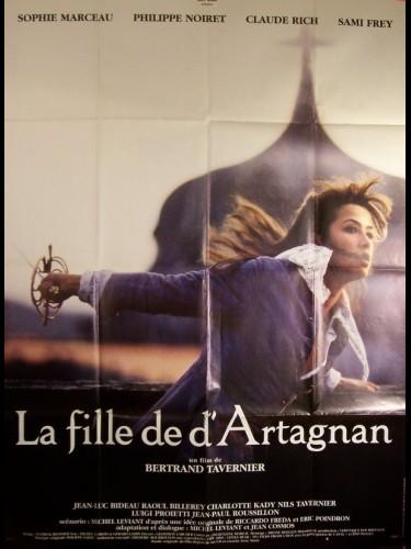 Affiche du film FILLE DE D'ARTAGNAN (LA)