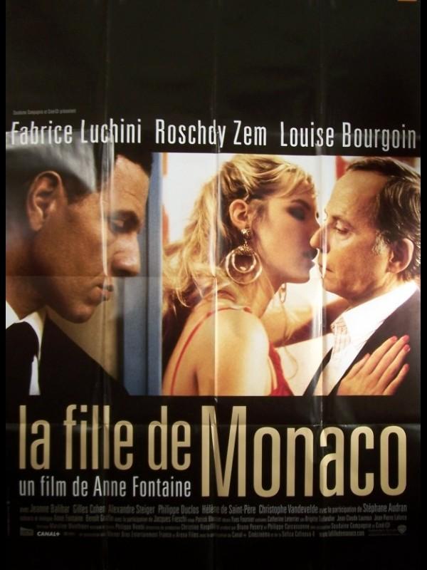 Affiche du film FILLE DE MONACO (LA)