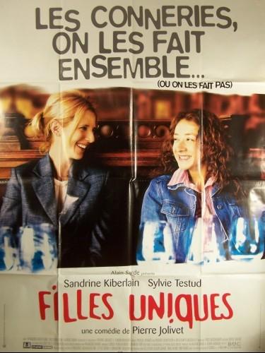 Affiche du film FILLES UNIQUES