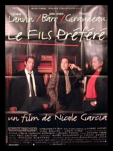 Affiche du film FILS PREFERE (LE)