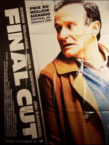 Affiche du film FINAL CUT